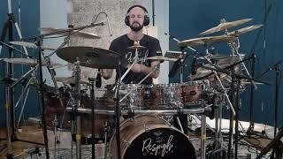 Giulio Galati - Nero Di Marte - La Fuga - Drum Play-through