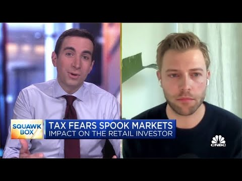 Public.com CEO on how a capital gains tax hike could impact