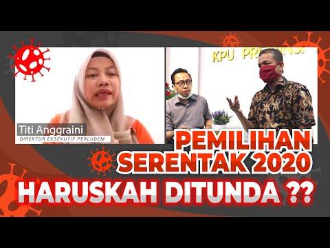 NGOPI #2 : Tok ! Pemilihan 2020 Resmi Ditunda ?? Ini Catatan Titi Anggraini & Ketua KPU NTB