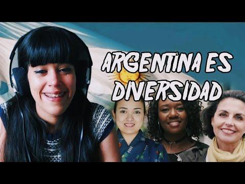 Argentina es DIVERSIDAD   REACCION   El vlog de Vivi