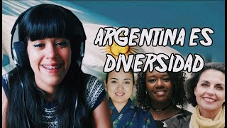Argentina es DIVERSIDAD | REACCION | El vlog de Vivi