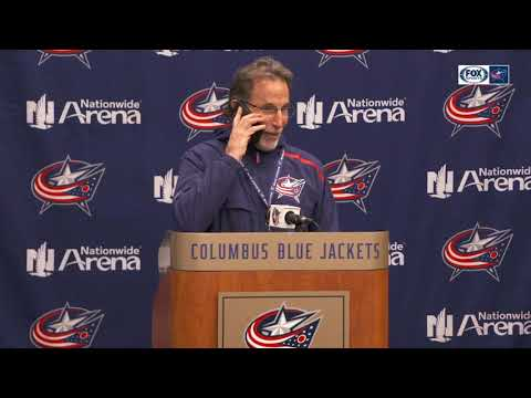 Woody Johnson - John Tortorella Answers Reporters Phone To Talk To His Mom