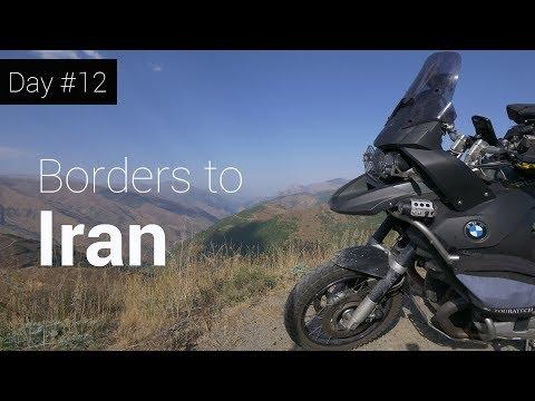 Day 12 - Borders to Iran