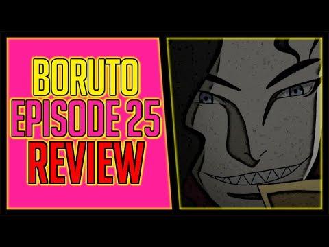 Boruto Episode 25 Review