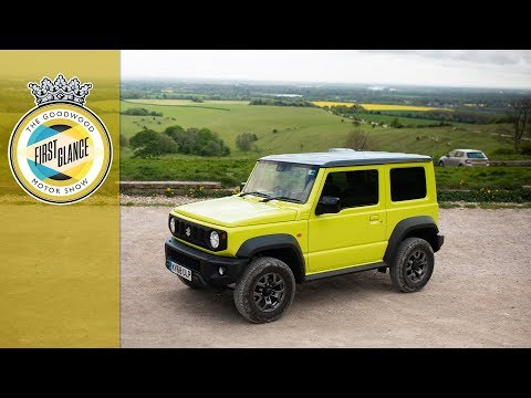 We Tested The 2019 Suzuki Jimny On And Off Road