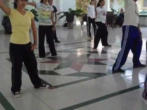 senam lansia (eldest exercise) (S1 2009)dari ducen buat stikvinc.