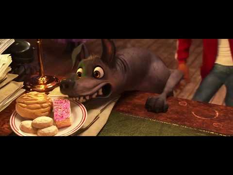 COCO Dante's Lunch  Disney Pixar Animation Movie HD HD