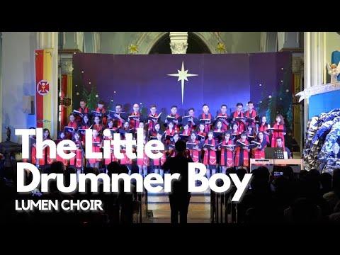 The Little Drummer Boy (Harry Simeone) - Lumen Choir
