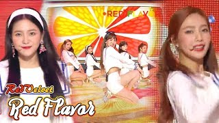 [HOT]Red Velvet - Red Flavor , 레드벨벳 - 빨간맛  Show Music core 20180811