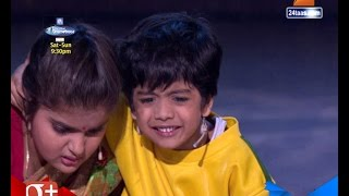 India's Best Dramebaaz : Swasti And Parth Special Child Act 5th February 2016