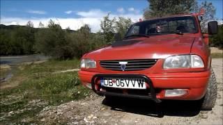 Dacia Pick Up 1.6i & DropSide 1.9D 2014