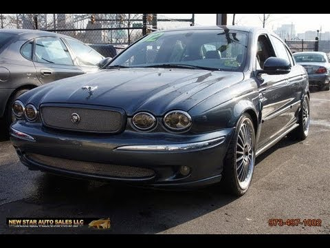 2002 jaguar x type vip sedan youtube. Black Bedroom Furniture Sets. Home Design Ideas