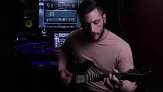 Harrison Patuto Omega Ampworks Granophyre Demo | Guitarist of Aborted/Dissonance in Design