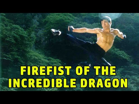 Wu Tang Collection - Firefist Of The Incredible Dragon