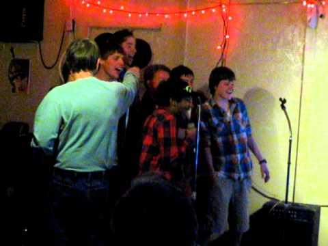 Karaoke in South Carolina: Baby we were born to run