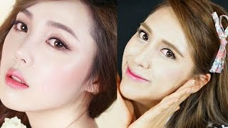 WESTERN GIRL TRANSFORMED INTO KOREAN ULZZANG