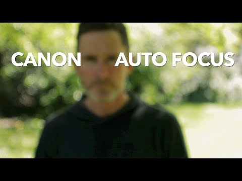 Does Canon still make the Best Video auto focus on the market?