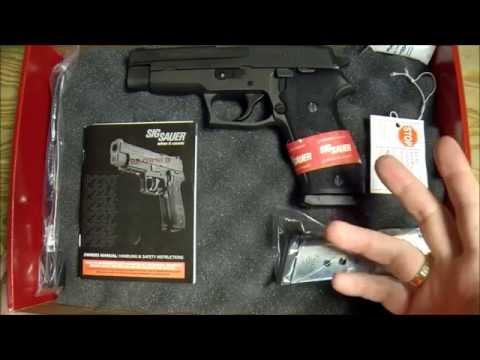 Sig Sauer P220 Unbox, History, & Field Strip