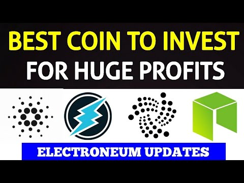 TOP COINS TO INVEST NOW FOR BIG PROFITS | DON'T WATE TIME