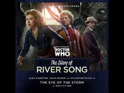 River Song meets the 7th Doctor (Minor spoilers for Diary of River Song S2)