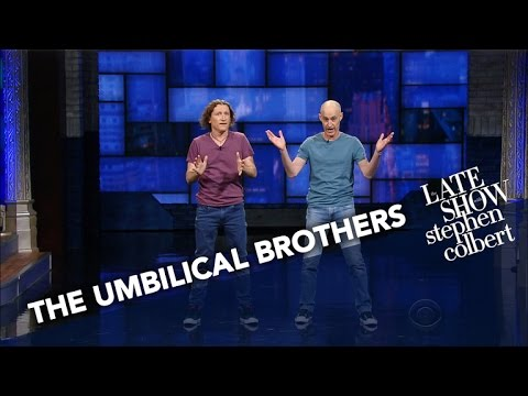 The Umbilical Brothers Grab Donald Trump By The Pantomime