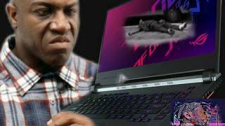 Backlit Keyboard Asus Rog Not Working