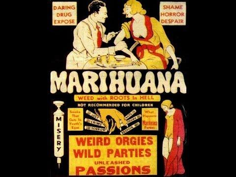MARIJUANA - 1936 - Propaganda Film