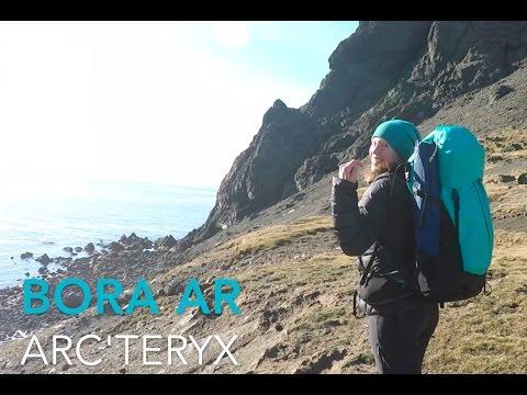 8eb720fd68 Bora AR Pack by Arc'teryx - YouTube
