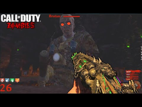 ALCATRAZ EL MEJOR REMAKE DE MOB CUSTOM ZOMBIES EASTER EGG Y BATALLAS FINALES | WORLD AT WAR ZOMBIES