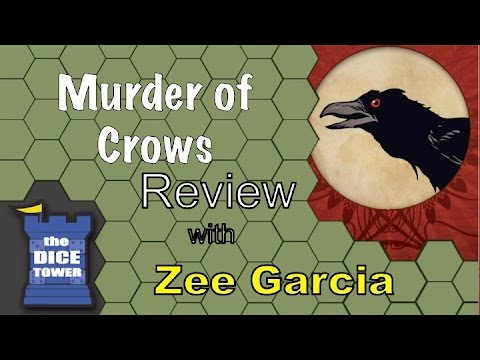 Murder of Crows Review - with Zee Garcia