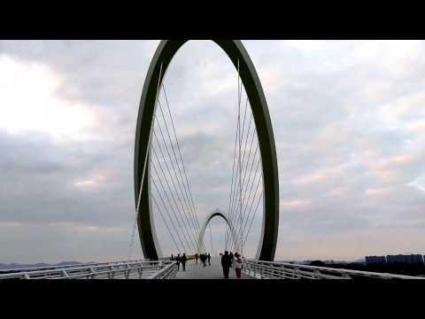 Nanjing Eye/Olympic Bridge/Yangtze River Bridge