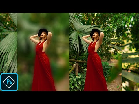 How To Blur Background in Photoshop CC 2020 FAST AND EASY ...