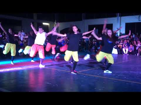Dubidapdap dance choreography by jomar & granby students