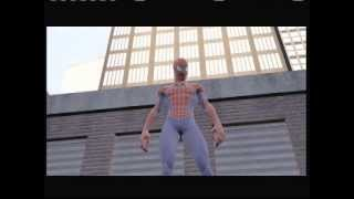 Spiderman 3 Xbox 360 Part 1