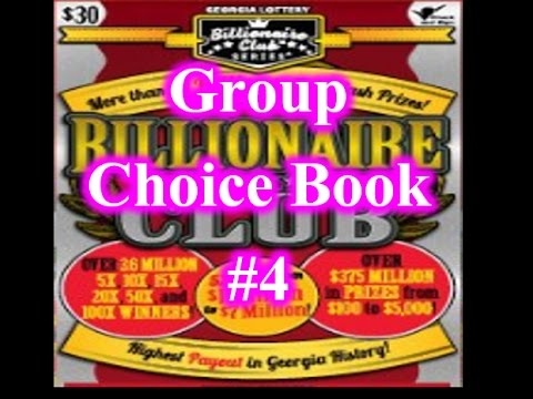 Group Choice #4 Billionaires Club