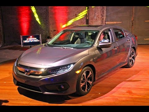 2016 Honda Civic First Look