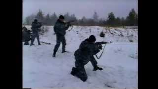 Система Боя Спецназа ГРУ часть 10 Огневая подготовка(Международный центр русского рукопашного боя
