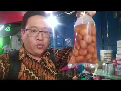 Jalan jalan ke kampung Krendang di Jakarta Barat tanggal 21 Juni 2018 plus kuliner ekstrim