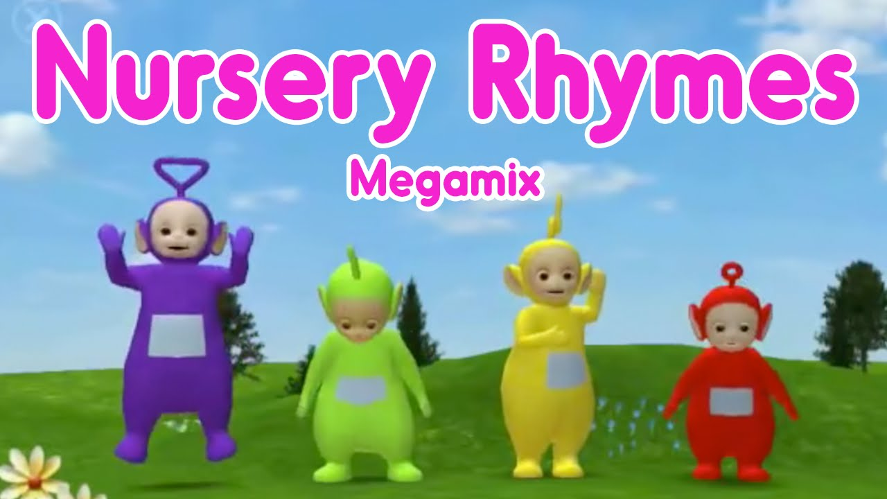 Teletubbies Nursery Rhymes - Songs for Kids Compilation - YouTube