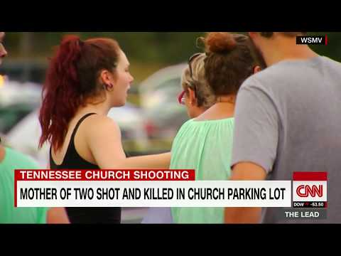 CNN: Shooter kills 1, wounds 7 at Tennessee church