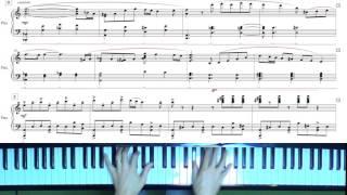 Libertango Advanced Arrangement with sheet music by Jacob Koller