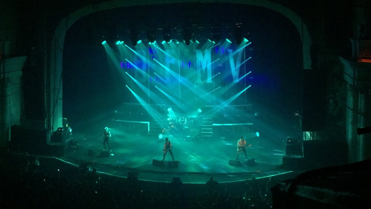 Bullet For My Valentine FULL SHOW Brixton 09122016
