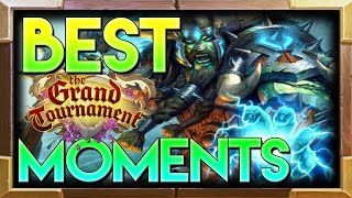 hearthstone best moments 2  hearthstone funny salty plays moments   hearthstone grand tournament