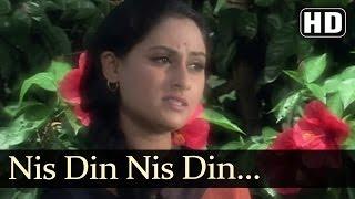 Nis Din Nis Din - Jaya Bhaduri - Annadaata - Lata Mangeshkar - Old Hindi Romantic Songs