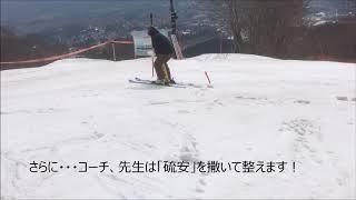 スキー 硫安 ビデオクリニック 赤倉観光リゾートスキー場