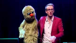 Kieran Powell Ventriloquist Showreel 2015