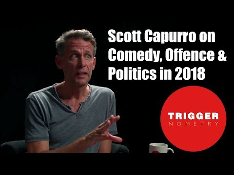 Scott Capurro on Comedy, Offence and Politics in 2018