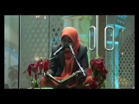 Yossi Okta Qoriah Nasional - Asal Provinsi Riau