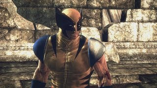 X-Men Origins: Wolverine (PS3)(Classic Suit Walkthrough)[Part 1] - Logan [60fps]