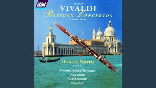 "Vivaldi: Bassoon Concerto No.1 in B flat Major - ""La Notte"", RV 501 - 4. Sorge l"